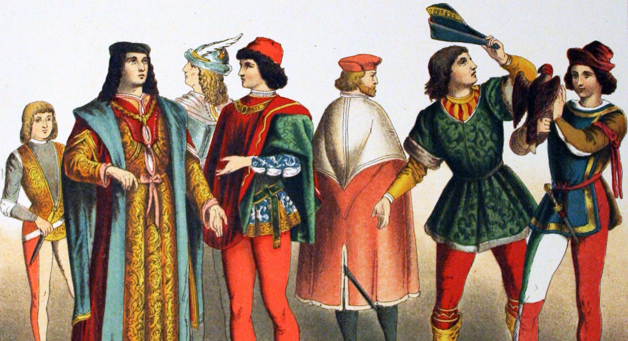 an overview of clothing styles in the renaissance period Gothic (mid 12th century-16th century) art history on demand  periods and styles in the term gothic was first used during the renaissance period.